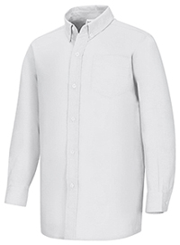 NFA-Long sleeve white oxford shirt