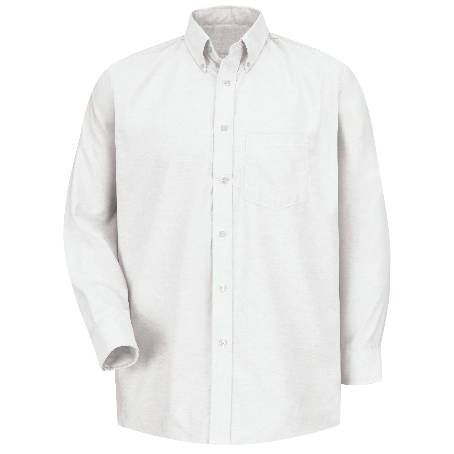 Men's Long sleeve Oxford Dress Shirt - Code 33802