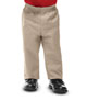 NFA-Toddler Khaki Pant with full elastic