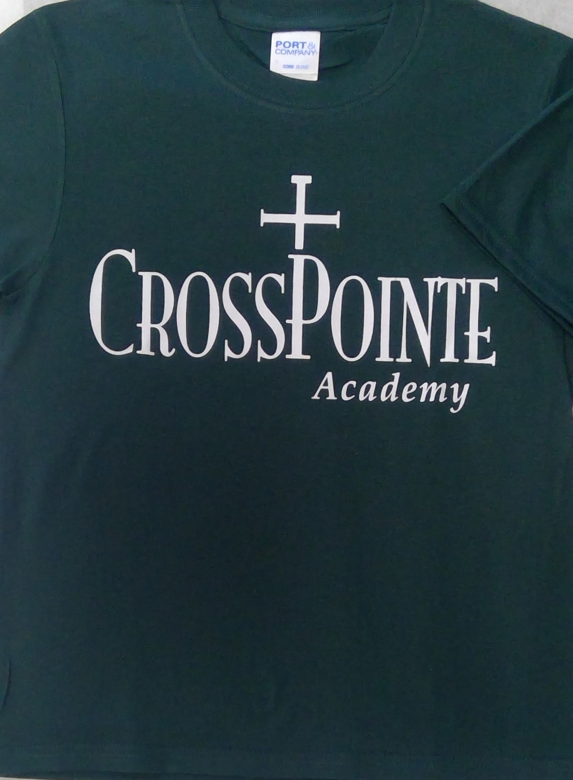CP-Youth Long sleeve T-Shirt with print .