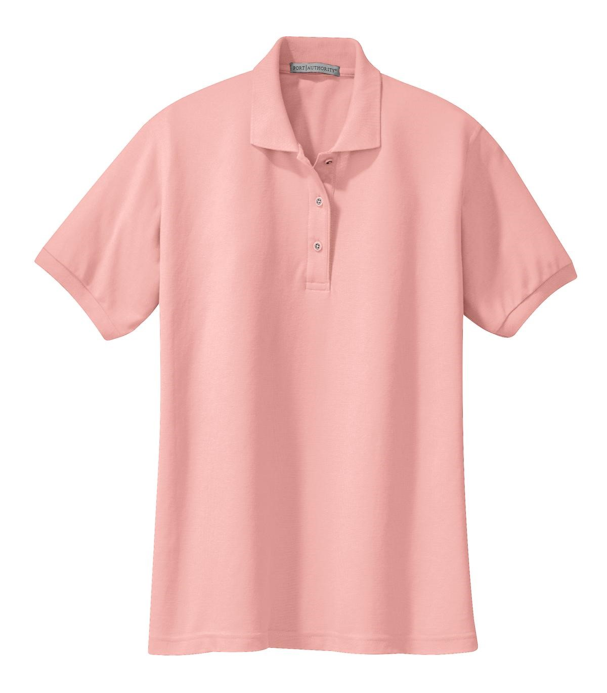 Ladies Silk Touch Polo Code - L500